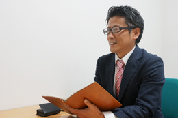 営業代行企業インタビュー画像1